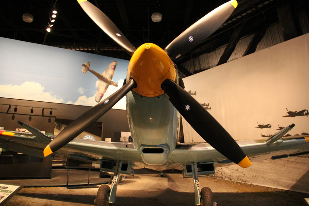 The Museum of Flight Seattle (Mustang)- Kid Allergy Travel